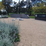 Bendigo bushfire memorial