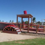 Paddlesteamer, all abilities playground Swan Hill