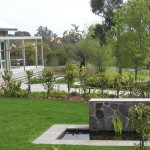 Semi-formal cool climate garden