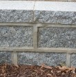 Harcourt Granite sawn stone pitched face